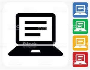 Computer Graphic Design Icon