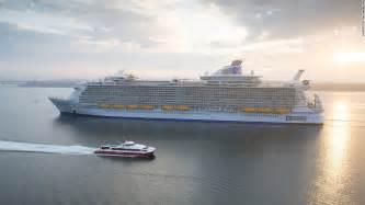 Harmony of the Seas Royal Caribbean Ship