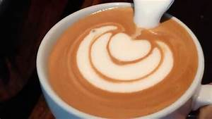 How to make Latte Art: The Basics in Slow Motion by ...