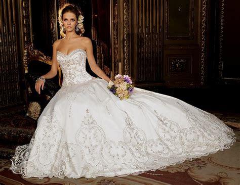 Wedding Dresses For Girls : 16 Best Ball Gown Wedding Dresses Ideas