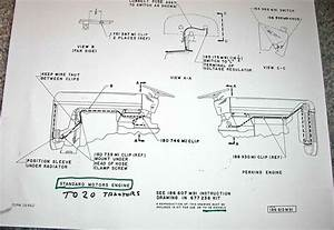 Massey Ferguson Wire Diagram