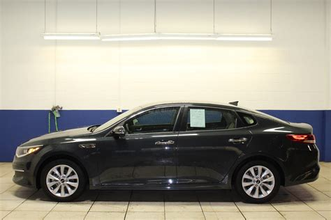 Pre Owned Kia Optima by Pre Owned 2016 Kia Optima Lx 4dr Car In Morton 068381
