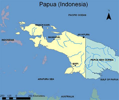 papua  land  bountiful riches west papua news network