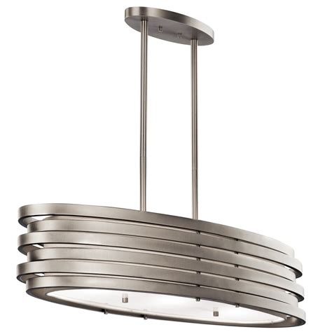 kitchen light fixtures island modern oval kitchen island pendant or dining table light