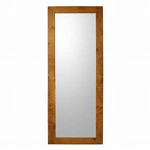 Oak Framed Mirror – Full Length | Boot and Saw
