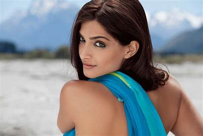 Sonam Bollywood Kapoor Actress Wallpapers Indian Actresses