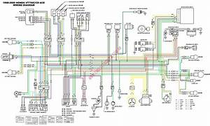 2000 Honda Shadow Vlx 600 Wiring Diagram