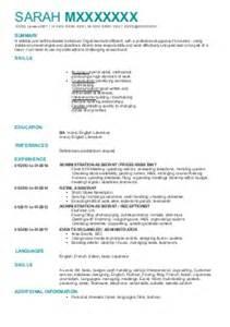 product designer resume exle m fashion resume