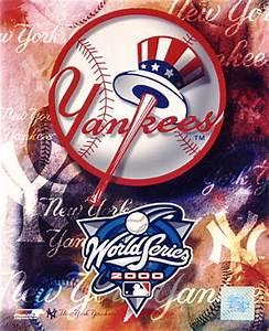 Yankees New York Logo World Series 2000 LIMITED STOCK 8X10 ...
