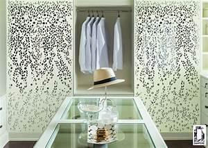 detail produit stock With salle de bain design avec tole perforée décorative sur mesure