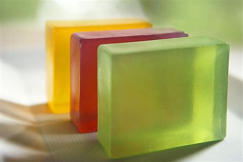 glycerin soap definition examples