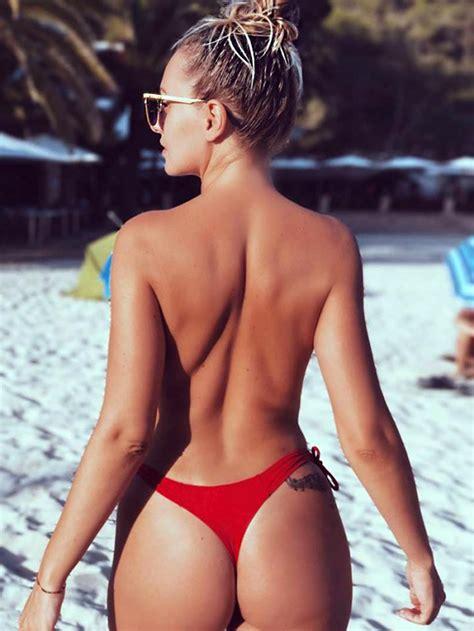 Alexandra Stan Nude And Topless Photos Scandal