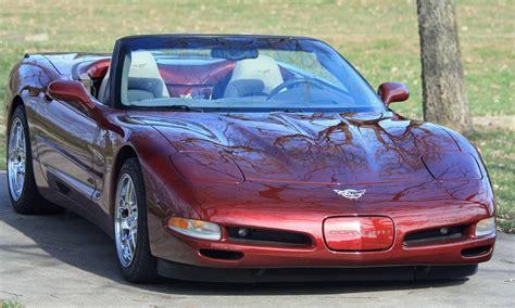 You Need To Enable Javascript 2003 Corvette Bondurant