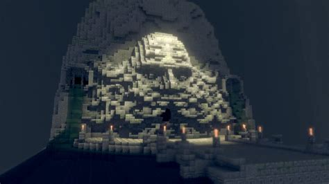Voxel Minecraft Chamber of Secrets - Download Free 3D