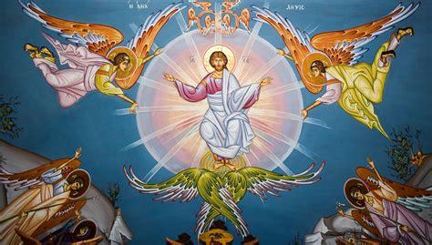 Er findet seinen ursprung in dem gedanken, dass jesu christi in den himmel auffuhr und so wieder mit. Christi Himmelfahrt oder Vatertag - was wird denn nun ...