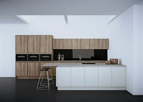 accessible kitchen cabinets linear form howarth at home 1144