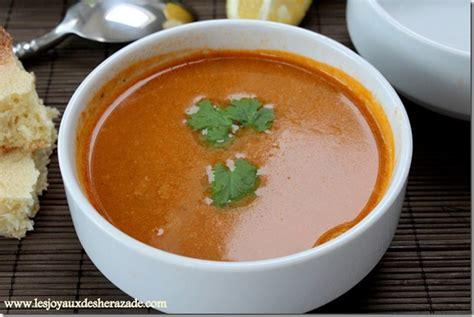 recette cuisine indienne harira algérienne les joyaux de sherazade