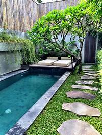 pools for small backyards Brilliant Backyard Ideas, Big and Small
