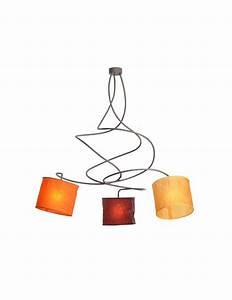 Grand Lustre Design : grand lustre design fumo luminaires d coration ~ Melissatoandfro.com Idées de Décoration