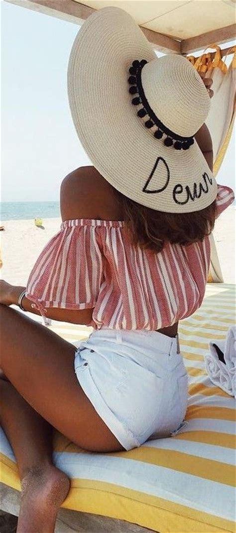 27 Super Cute Beach Outfits You Can Wear This Summer
