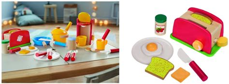 le jeu de cuisine jvc est fan de la cuisinière de jeu en bois by lidl