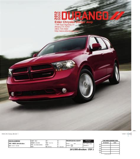 2012 Dodge Durango For Sale TX   Dodge Dealer Near Tyler