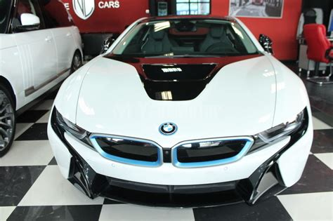 Used Bmw I8 2017 Car For Sale In Doha (759000