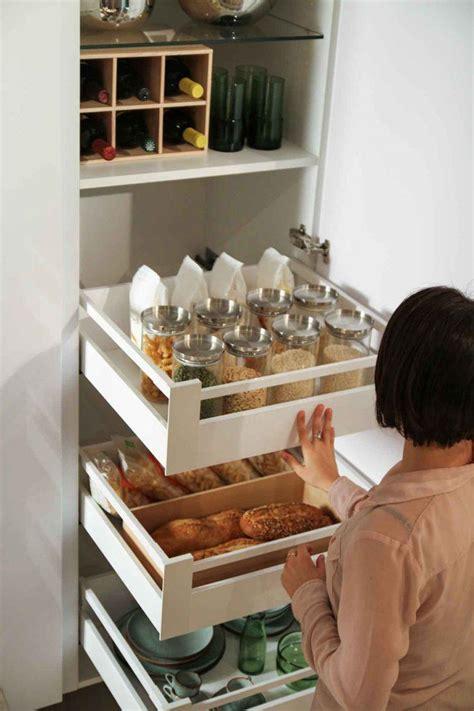 tiroir cuisine rangement tiroirs cuisine dootdadoo com idées de