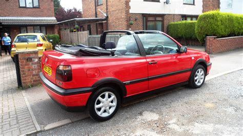 volkswagen convertible cabrio 1995 volkswagen cabrio exterior pictures cargurus