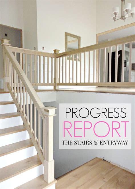 banister handrails best 25 indoor stair railing ideas on indoor