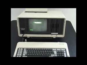 Panasonic Sr. Partner portable IBM Compatible Computer ...