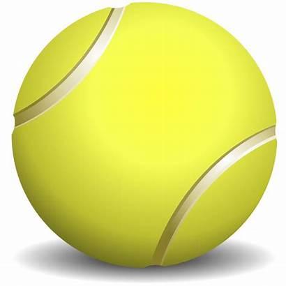 Clipart Ball Tennis Sports Balls Sport Clip