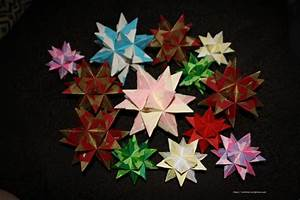 Papiersterne Basteln Anleitung : bascetta sterne basteln papierstern weihnachtsdeko zum 1 ~ Lizthompson.info Haus und Dekorationen