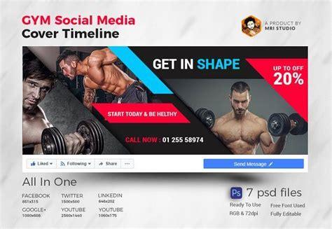 facebook gym timeline cover timeline covers social