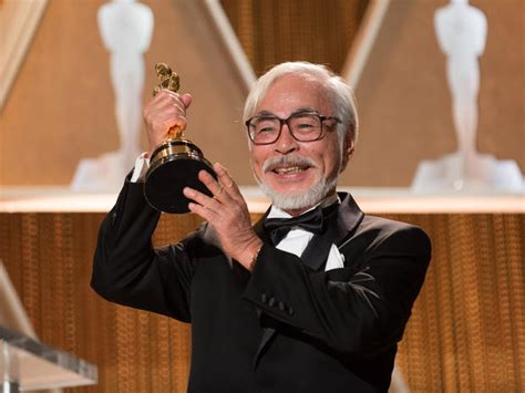oscar honors animator hayao miyazaki cbs news