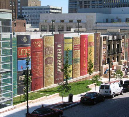 L Rynearson Kansas City by Kansas City Library Central Library The Central