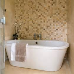 Wall Ideas For Bathroom Mosaic Feature Wall Bathrooms Bathroom Ideas Image Housetohome Co Uk