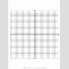 Free  Graph Paper  Coordinate Plane  Coordinate Grid Templates