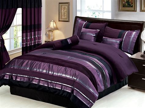 black and purple bedroom purple royal bedroom ideas that you can add to your home 14558 | q31