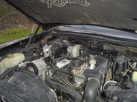 Turbo Buick Parts by 1985 Buick Riviera T Type Turbo