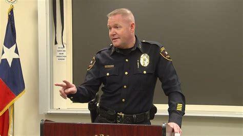 police chief lubbock greg stevens tx