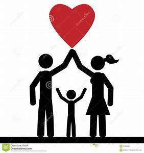 Hearts clipart family love - Pencil and in color hearts ...