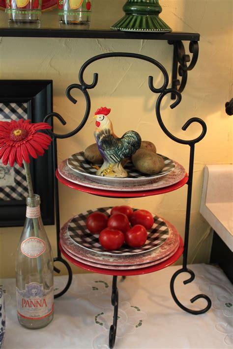 opulent cottage fruit punch kitchen decor
