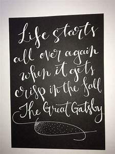 Important Quote... Useful Gatsby Quotes