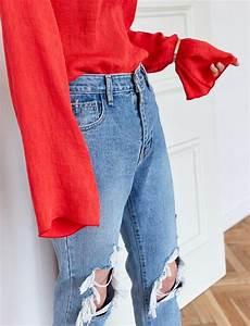 les breves page 4 tendances de mode denim jeans With les breves tendances de mode