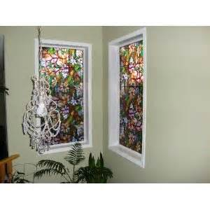 window covers for you magnolia window film by artscape