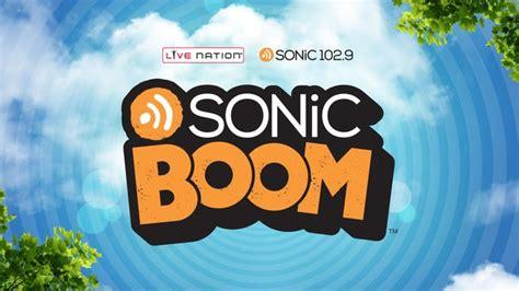 SONiC BOOM - 2020 Tour Dates & Concert Schedule - Live Nation