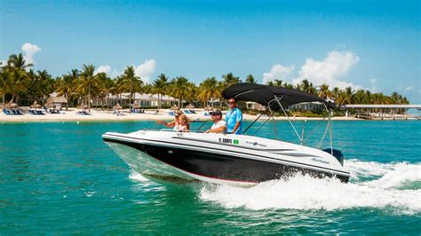 Speed Boat To Key West by Key West Boat Rentals By Fury Water Adventures