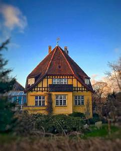Where  Ryvangs Alle  Hellerup  Copenhagen  Denmark What  An Old Large  Villa Or  Cottage From