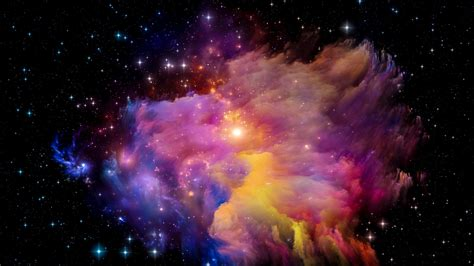 a colorful universe universe background 183 free beautiful hd